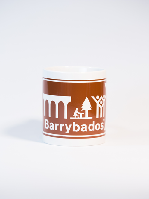 Barrybados Porthkerry Mug