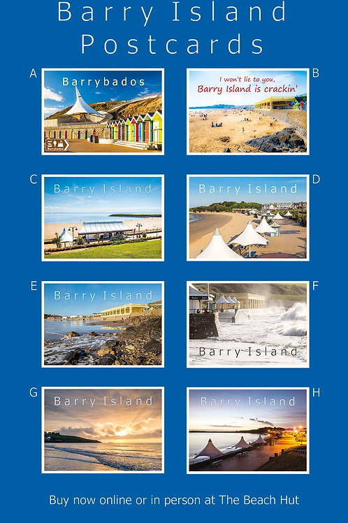 Barry Island Postcards