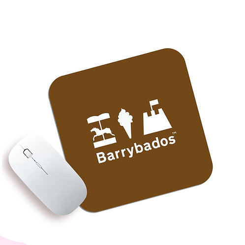 Barrybados Mousemat