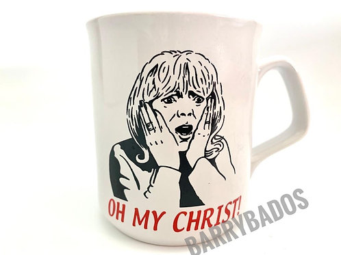 Oh! My Christ Mug