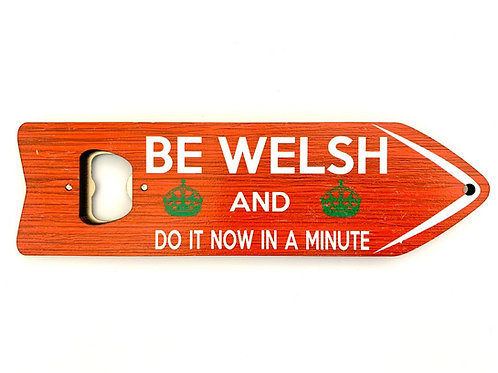 Now In A Minute, Magnetic Bottle Opener