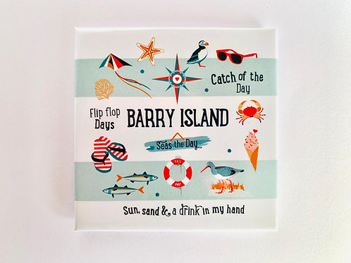Barry Island Magnet