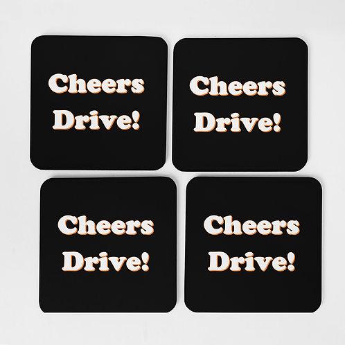 Cheers Drive Coaster