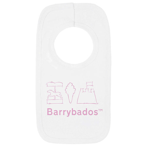 Baby Bib - Pink