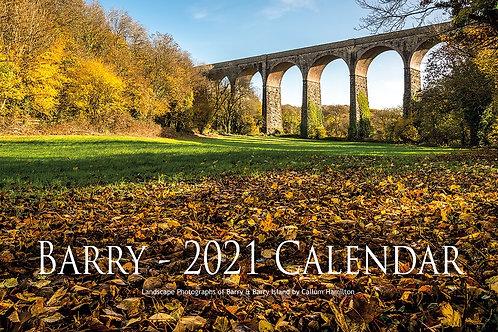 Barry 2021 Calendar