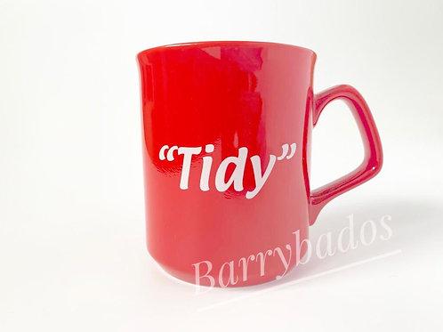 """""""Tidy"""" Mug"""