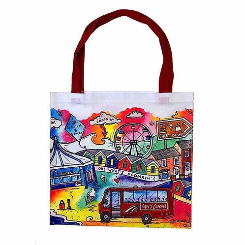 Rhiannon Art Tote Bag