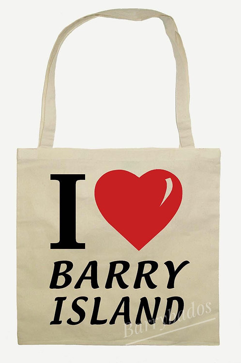 I love Barry Island Bag