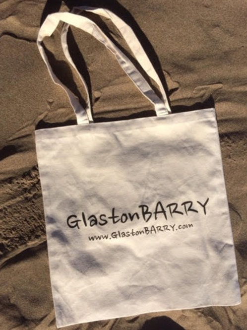 GlastonBARRY Tote Bag