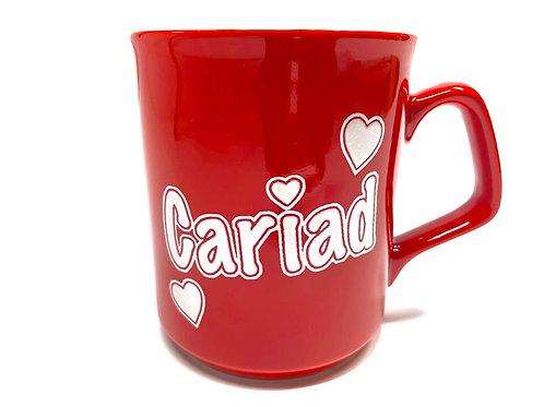 Cariad Mug