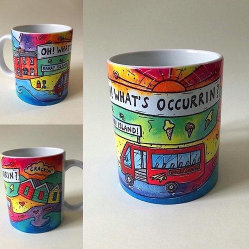 Rhiannon Art, Gavin & Stacey Mug