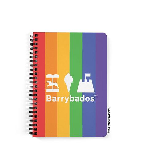 Barrybados Notebook