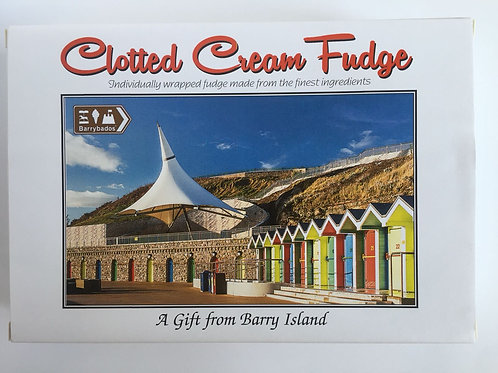 Clotted Cream Fudge Box