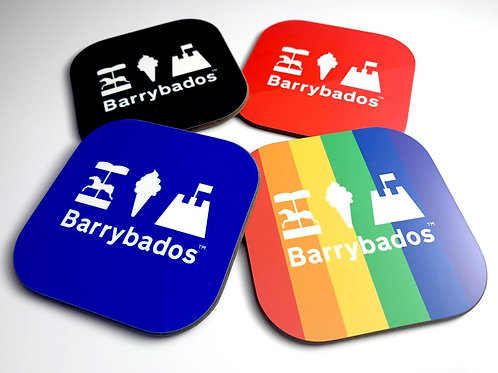 Barrybados Coasters