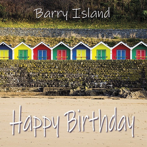 Barry Island Card - BC3