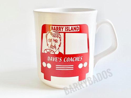 Dave's Coaches Mug