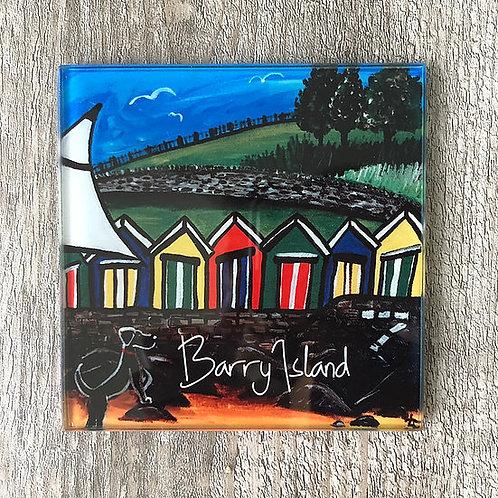 Jenny Lambert Barry Island Coaster