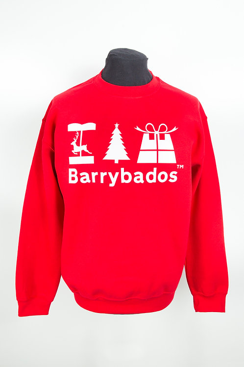Christmas Jumper - Red