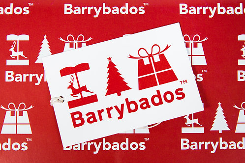 Christmas Swing Labels (PK of 5)