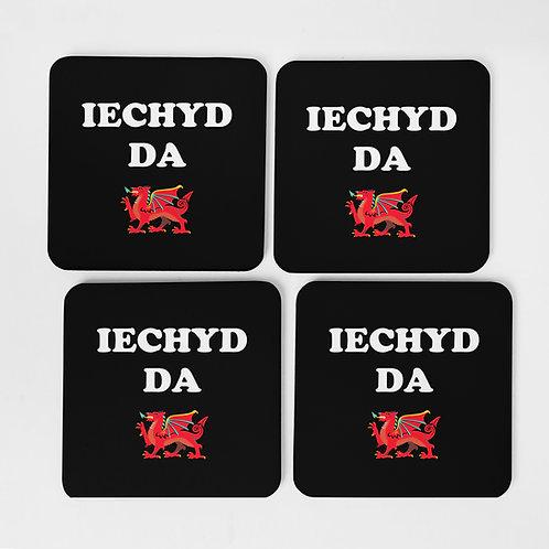 Iechyd Da Welsh Coaster