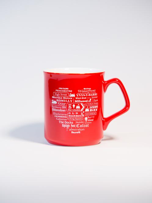 'Home' Mug