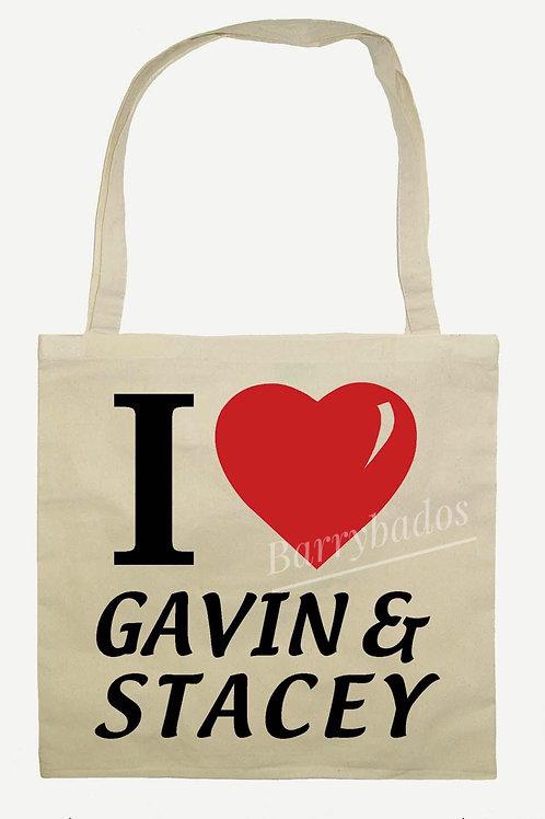 I Love Gavin & Stacey Bag