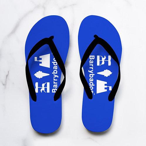 Barrybados Flip Flops