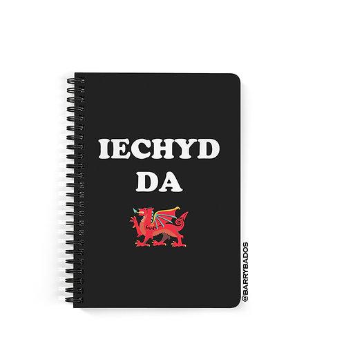 Iechyd Da Notebook