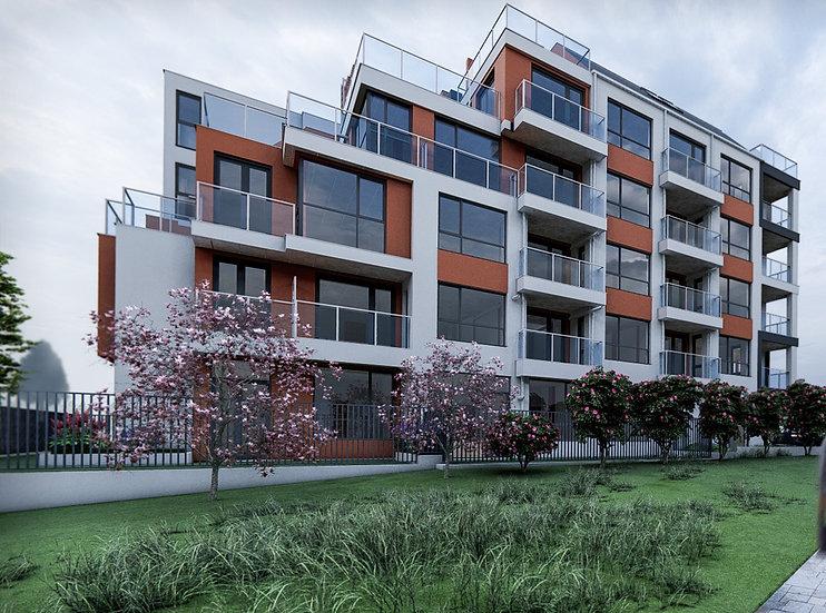 Тристаен апартамент (мезонет) в  кв. Кръстова вада, 95m - RD-12922
