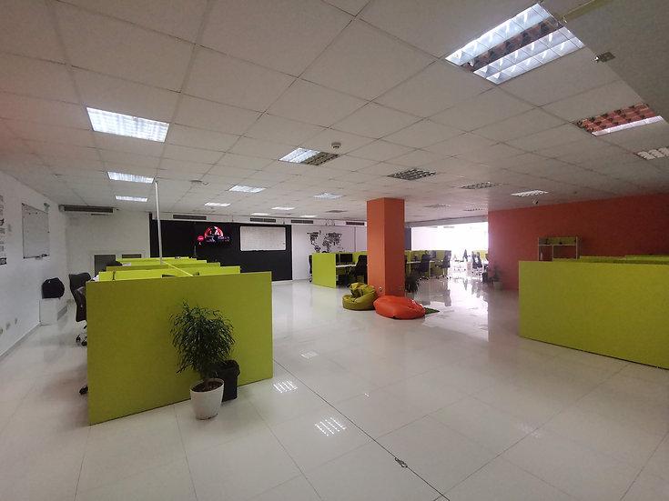 Open space офис в бизнес сграда, кв. Младост 3, 353m2