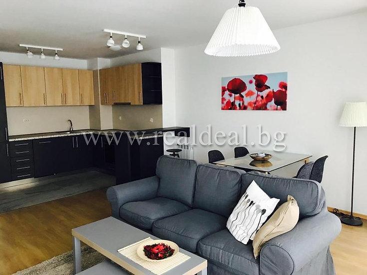 Двустаен апартамент (80м2) под наем в Кръстова вада - RD-1582