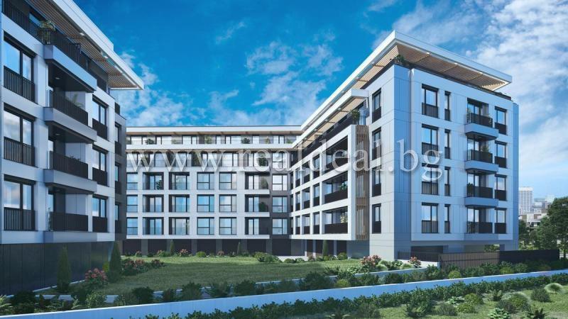 Тристаен апартамент (107м2) за продажба в Кръстова Вада - RD-1730