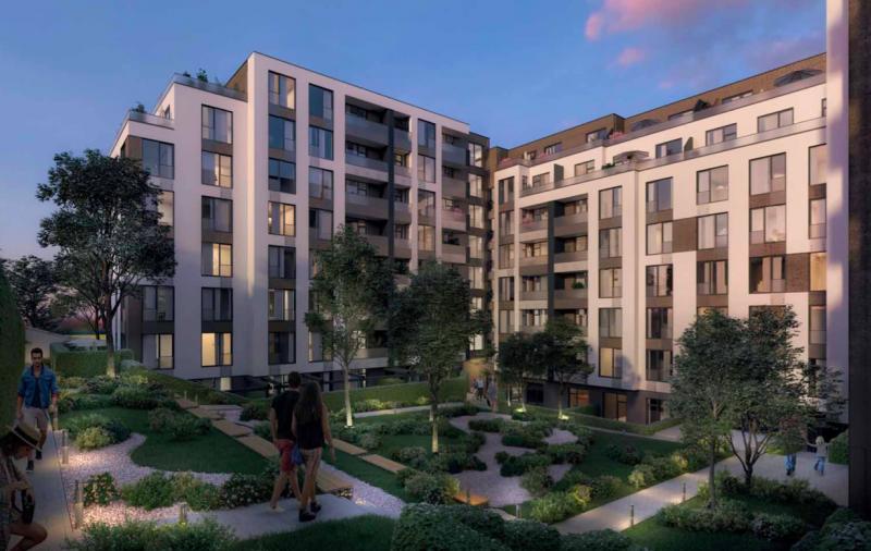 Двустаен апартамент в модерен и уютен комплекс, кв. Дружба 2, 83m2 - RD-1375