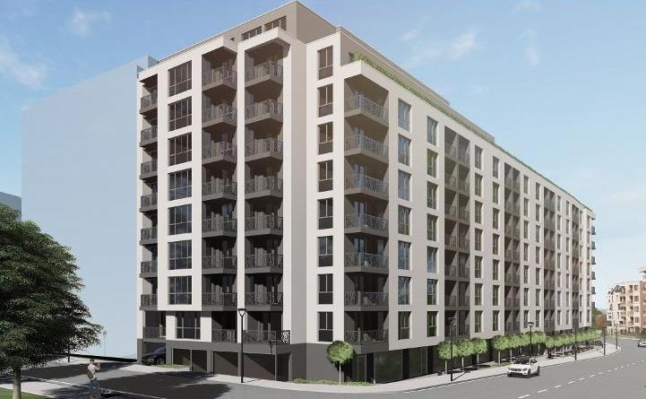 Тристаен апартамент за продажба, Студентски Град, 109m2
