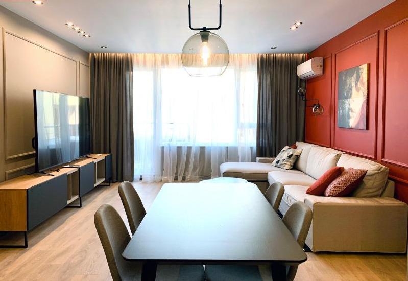 Изключително луксозен дизайнерски апартамент