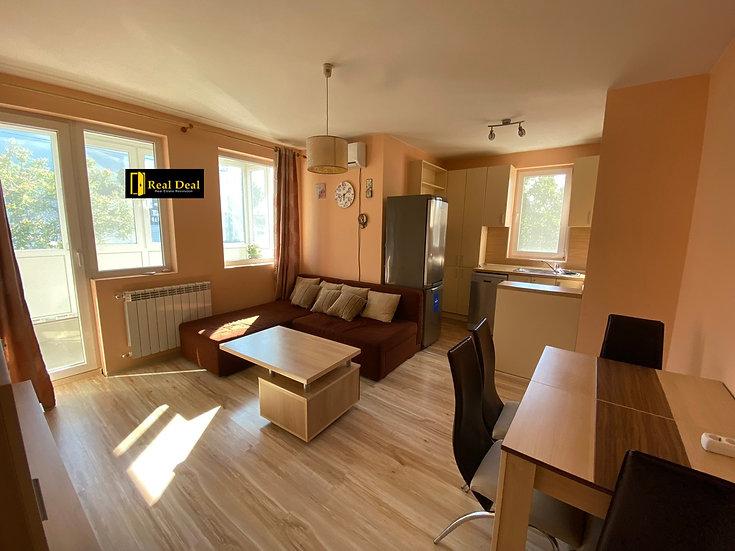 Тристаен цялостно обзаведен апартамент в кв. Манастирски ливади, 90m2 - RD-849