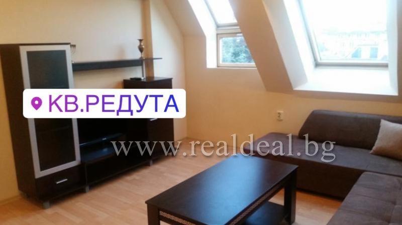 Тристаен апартамент (82м2) под наем в Редута - RD-1740