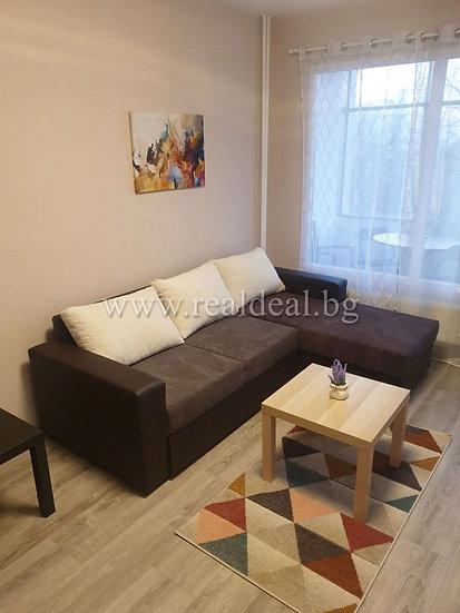 Едностаен апартамент (45м2) под наем в Хаджи Димитър - RD-1598