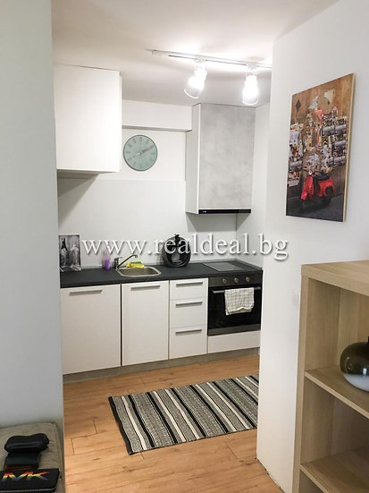 Едностаен апартамент (58м2) за продажба в Люлин 2 -RD-1777