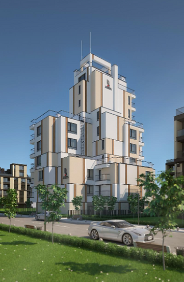 Тристаен апратамент в нова луксозна сграда, ж.к. Кръстова вада, 131m2