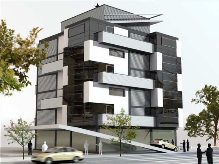 Двустаен апартамент в луксозна бутикова сграда, кв. Люлин 2, 86m2 - RD-1351