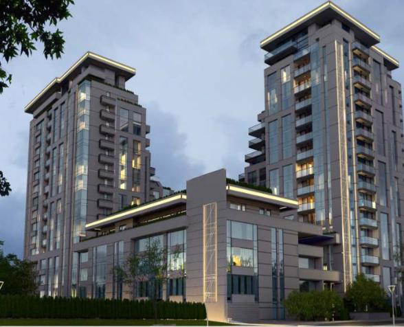 Двустаен апартамент в луксозен жилищен комплекс, кв. Изгрев, 66m2 - RD-1281