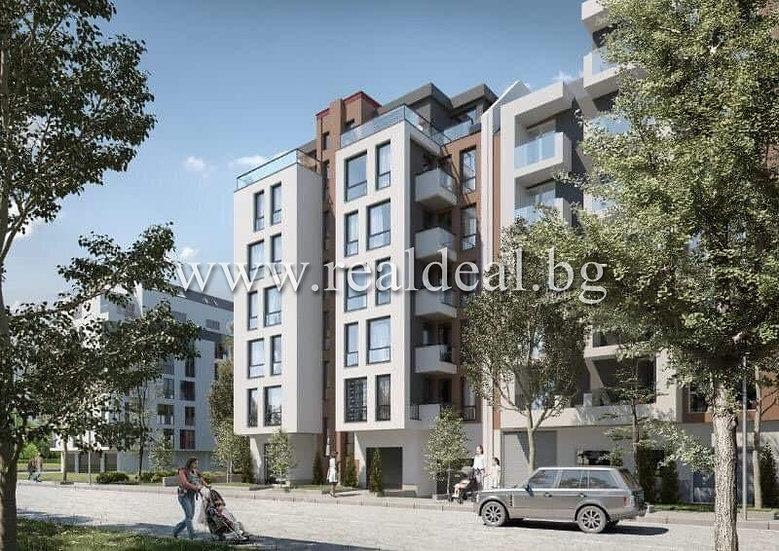 Двустаен апартамент (66м2) за продажба в Люлин 10 - RD-1791