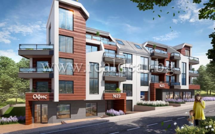Тристаен апартамент (172м2) за продажба в Кръстова вада - RD-1532