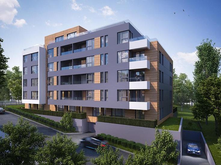 Тристаен апартамент в бутикова сграда в кв. Студентски град, 122m2 - RD-1275