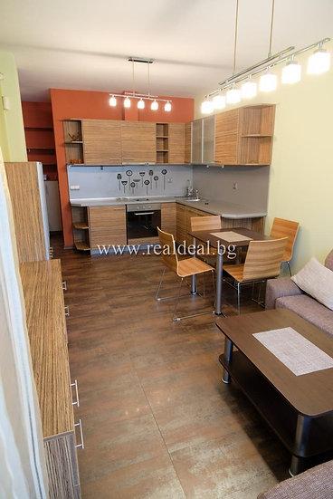 Двустаен апартамент (55м2) под наем в кв.Борово - RD-1986