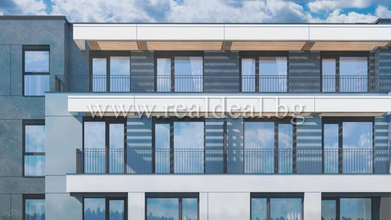 Четиристаен апартамент (91м2) за продажба в Кръстова вада - RD-1732