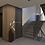 Thumbnail: Магазин (155м2) за продажба в жилищна сграда в Дружба 2 - RD-1610