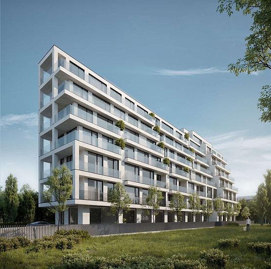 Многостаен апартамент в елегантна сграда, в Кръстова вада до мол Парадйс, 234m2