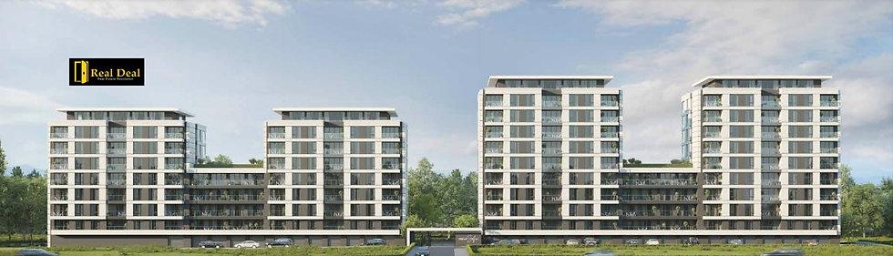 Тристаен апартамент в уютен комплекс, кв. Кръстова вада, 110m2 - RD-1216